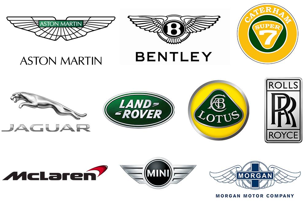 イギリス車メーカーとエンブレムの知識まとめ集